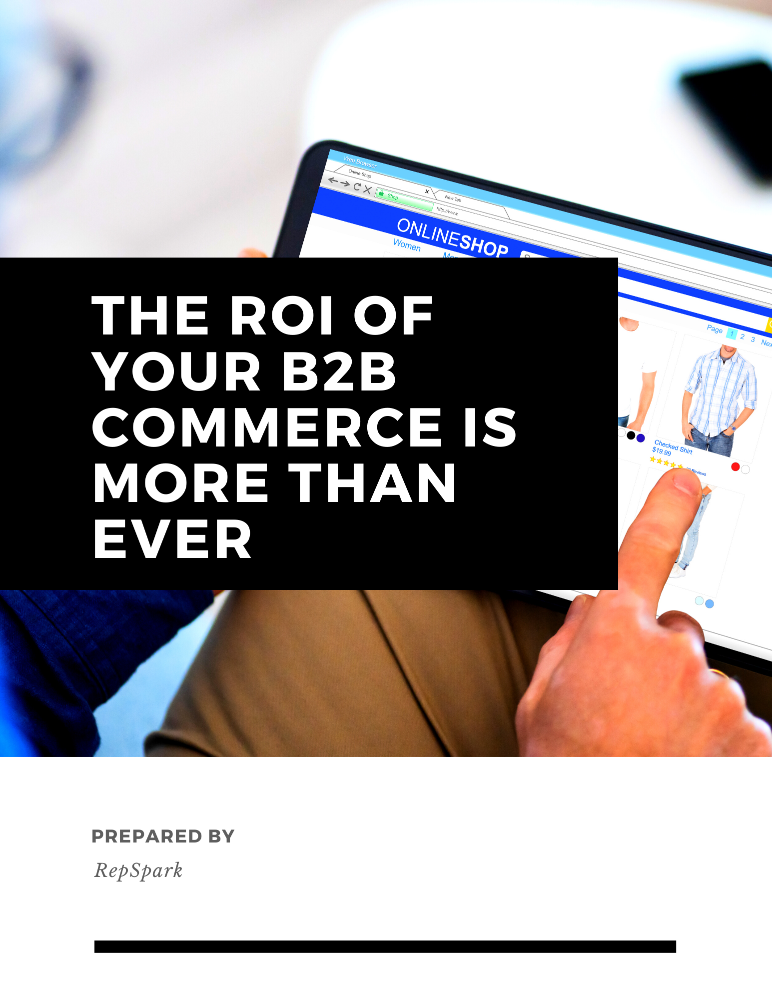 EL- The ROI of your B2B Commerce is more than ever
