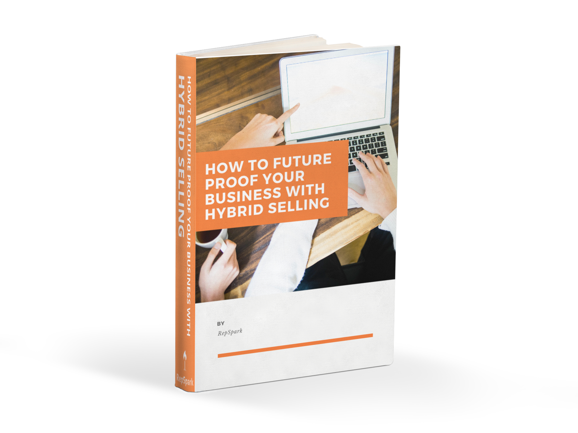 hybrid-selling guide cover
